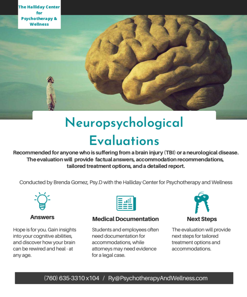 Neuropsychological Evaluations